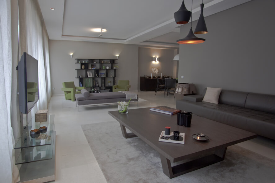 Anwar d veloppement groupe anouar invest for Projet appartement